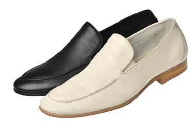 休閑樂福皮鞋