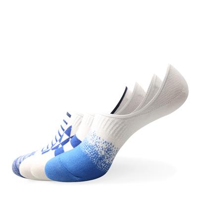海軍藍隱形船襪 (4雙)