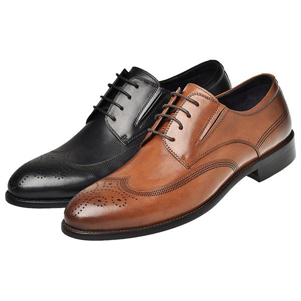 經典布洛克鞋